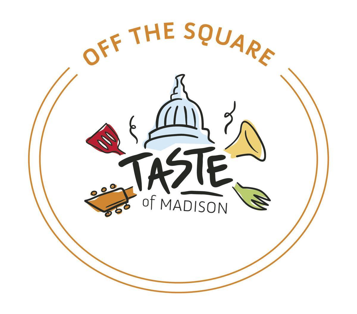 Taste of Madison Off the Square logo