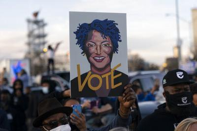 Black leaders cheer Georgia success, push for more progress (copy) (copy)