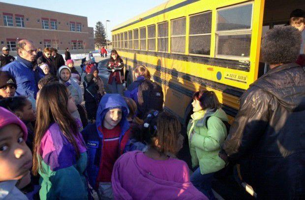 generic school bus photo