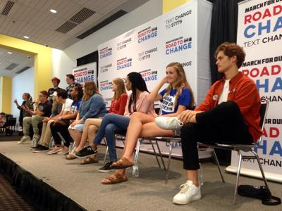 March for our Lives Road to Change panel