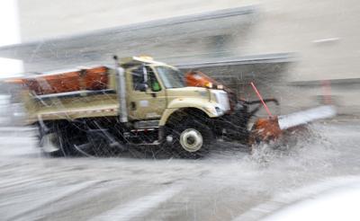 Madison snow plow