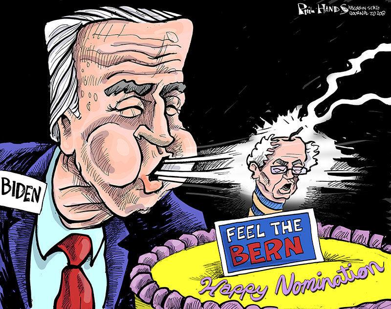 Phil Hands The 14 Best Joe Biden Cartoons Of All Time Opinion Cartoon Madison Com