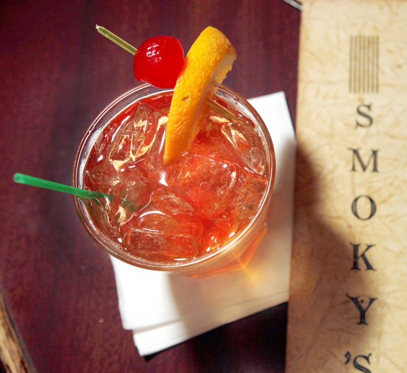 Old Fashioned, Smoky's Club version