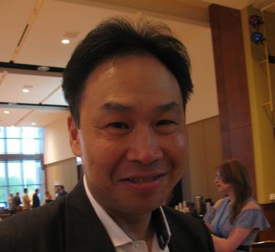 Alan Yeung, Foxconn
