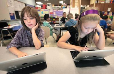 iPads in Classrooms