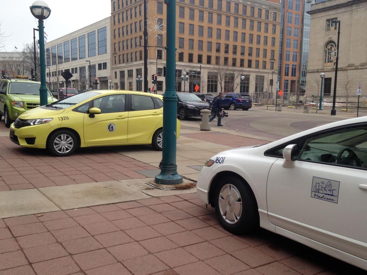 Fuel efficient city fleet vehicles