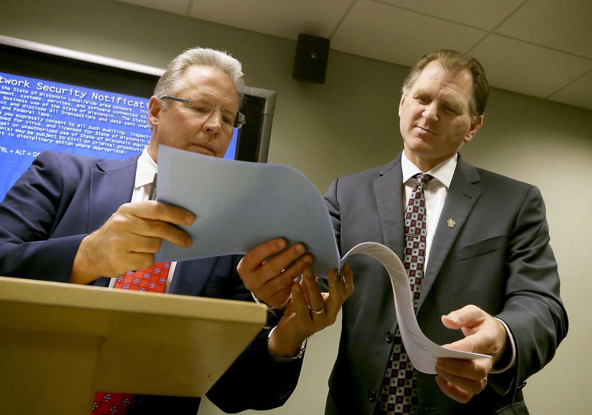 Wisconsin Governor Investigation (copy) (copy) (copy)