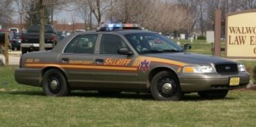 Walworth County squad car
