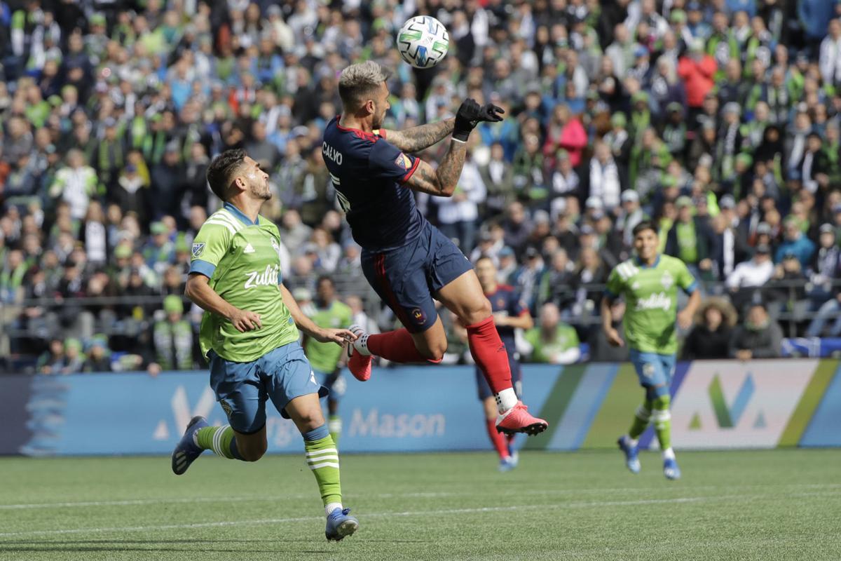 MLS Fire Sounders Soccer