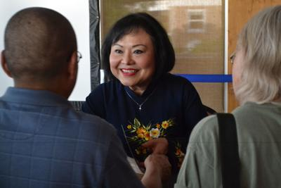 Kim Phúc, the iconic 'Napalm Girl', shares her story at UW-Madison
