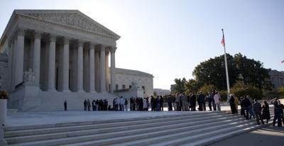 Supreme Court Campaign Finance