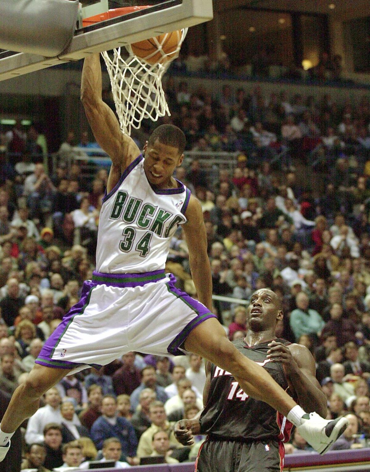 Photos: Ray Allen left his mark on NBA during 18-year career ...