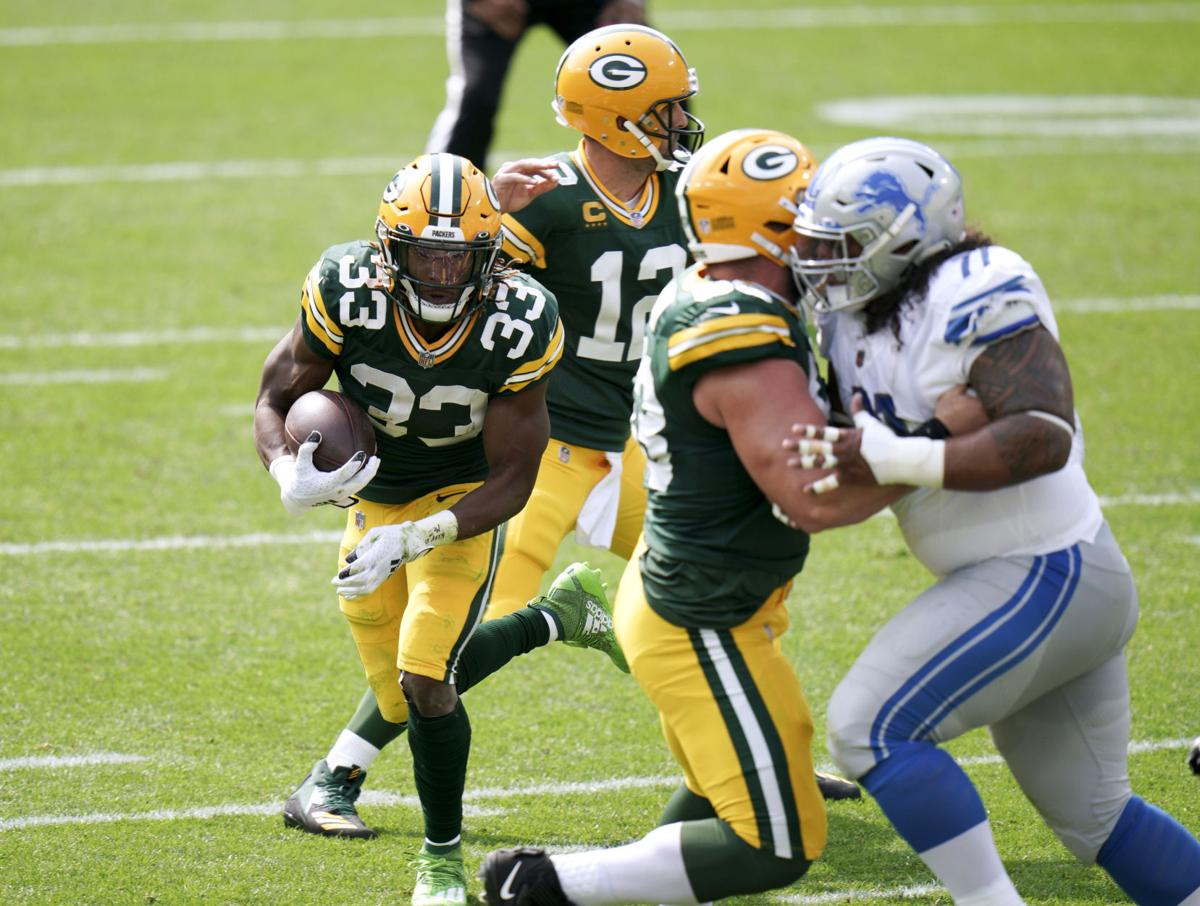 Packers Notes For Second Straight Week Green Bay S Makeshift Offensive Line Gets Job Done Pro Football Madison Com