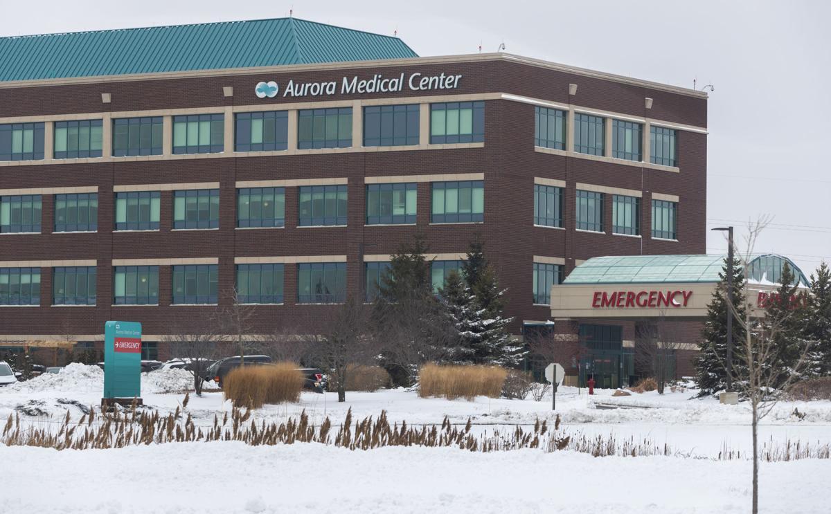 Aurora Medical Center in Grafton, AP photo