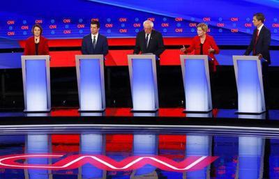 Key takeaways: Should Democrats go big or get real? (copy)