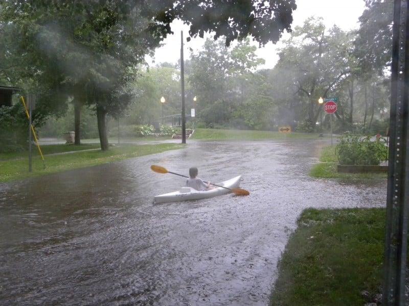 Wild Weather Whacks Wisconsin