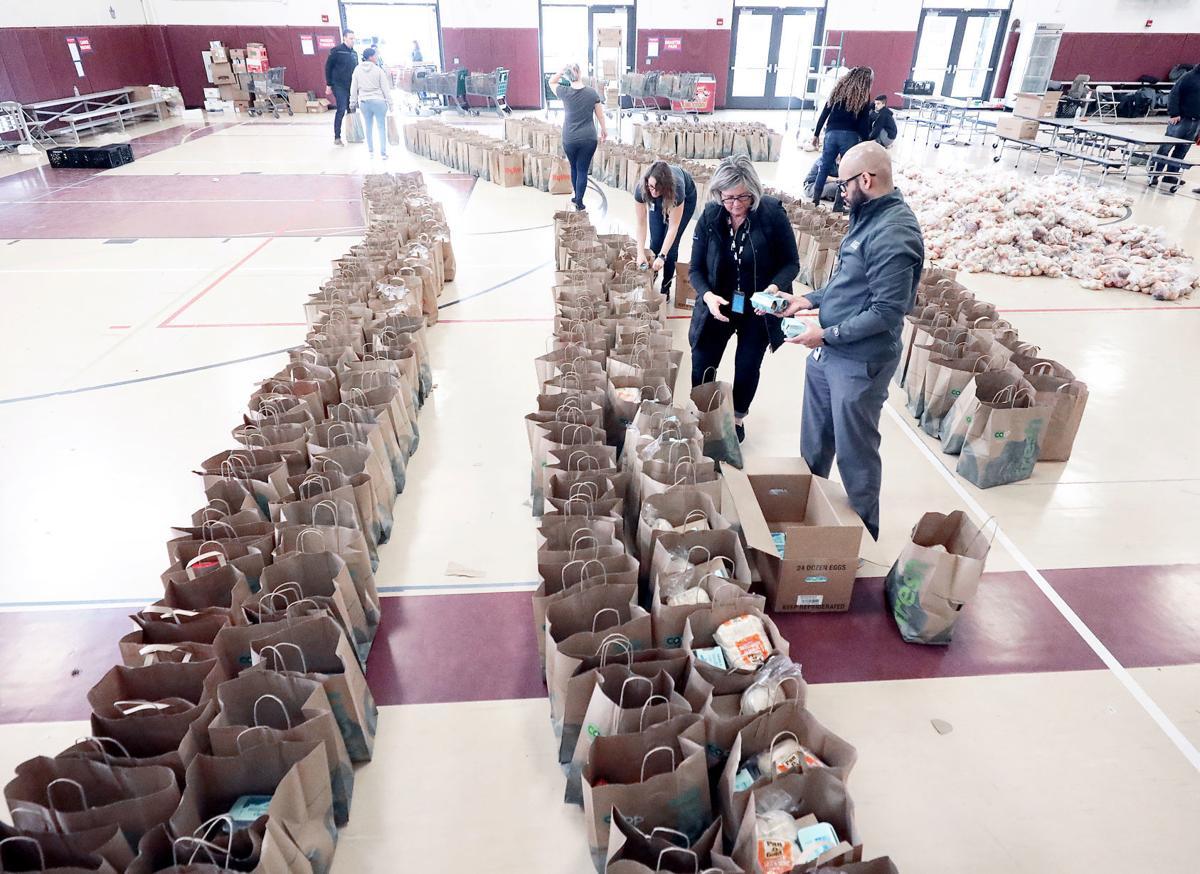 Goodman Thanksgiving donations