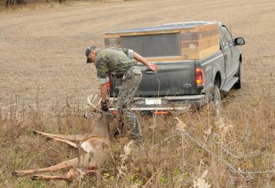 Archery deer season