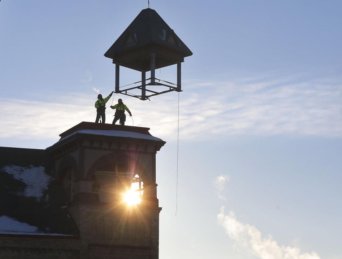 Sun Prairie Bell Tower