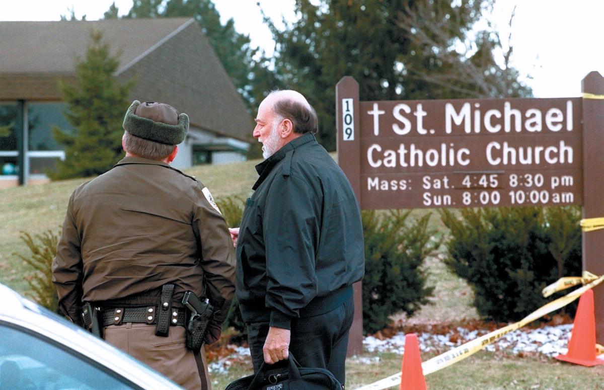 Father Kunz murder