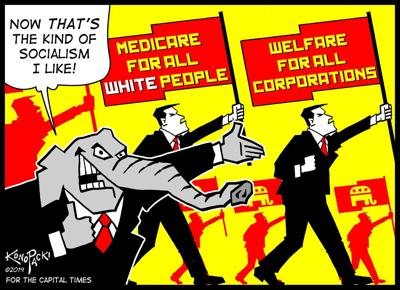 Editorial cartoon (7/17/2019)