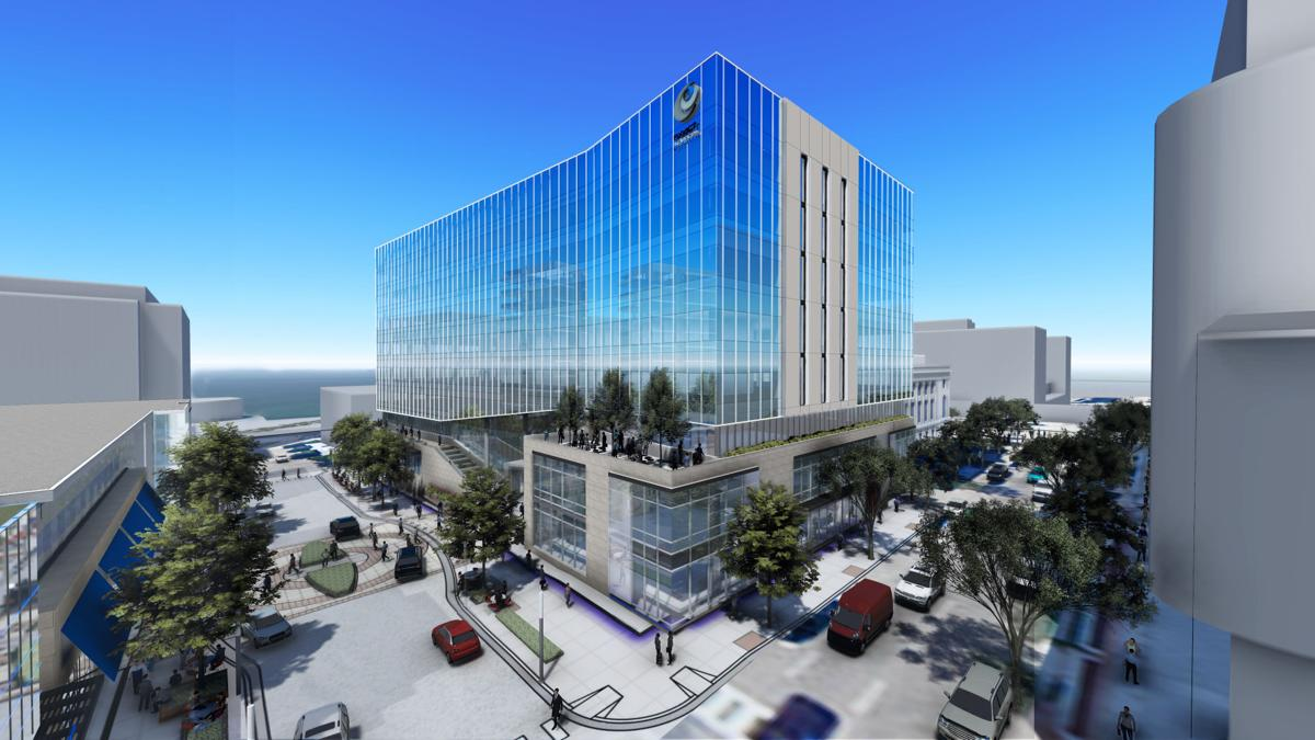 Exact Sciences Corp. at Judge Doyle Square rendering