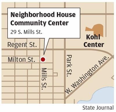 Neighborhood House map