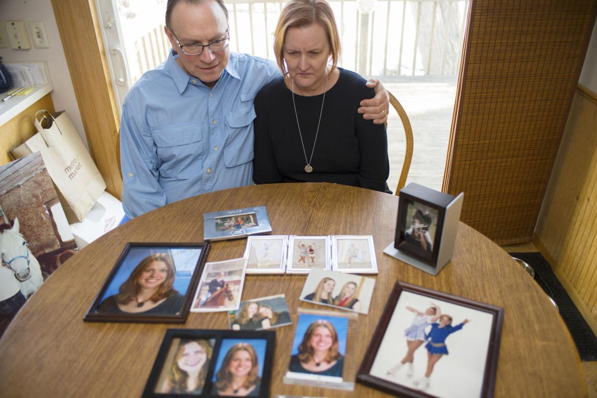 Caroline Nosal family