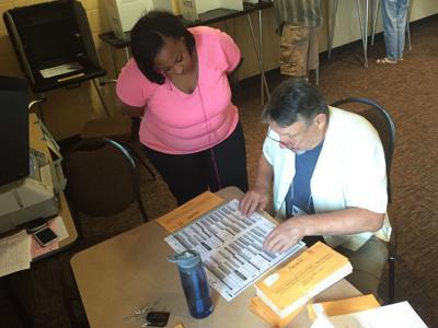 Remaking ballot