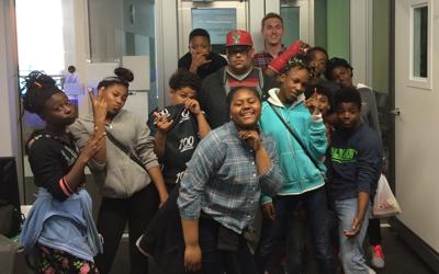 hip hop class