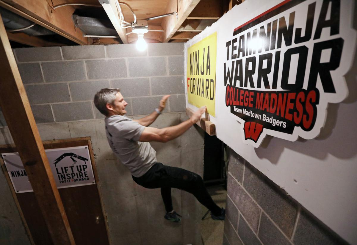 Ninjas among us: 'American Ninja Warrior' alums enjoy