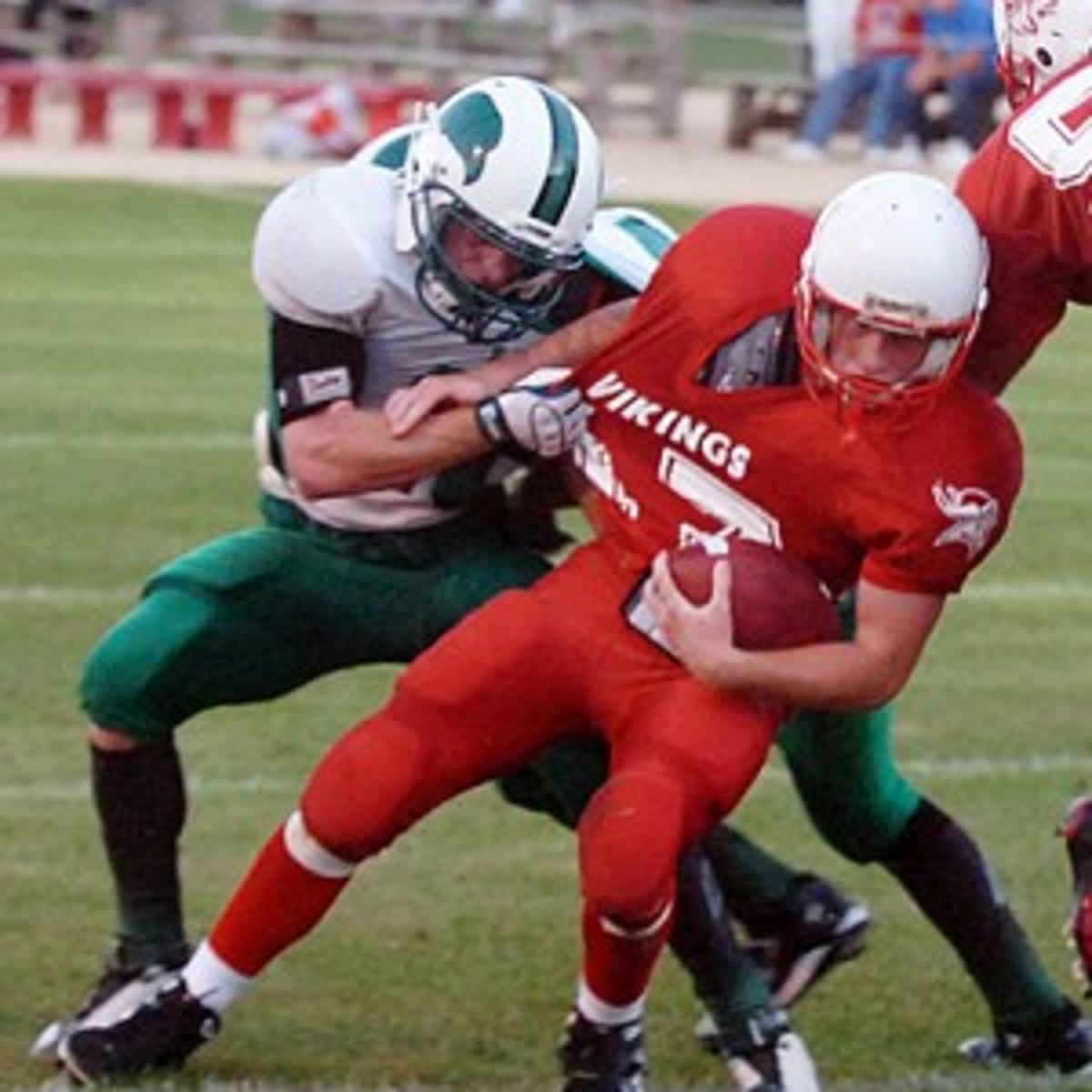 FOOTBALL: Rio pitches shutout | Madison and Wisconsin Sports