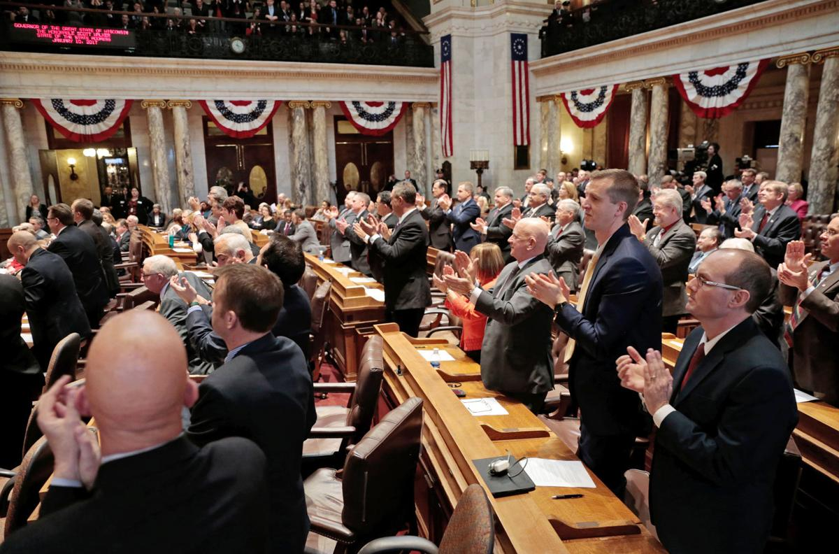 Republicans enter the new year with a larger Republican majority