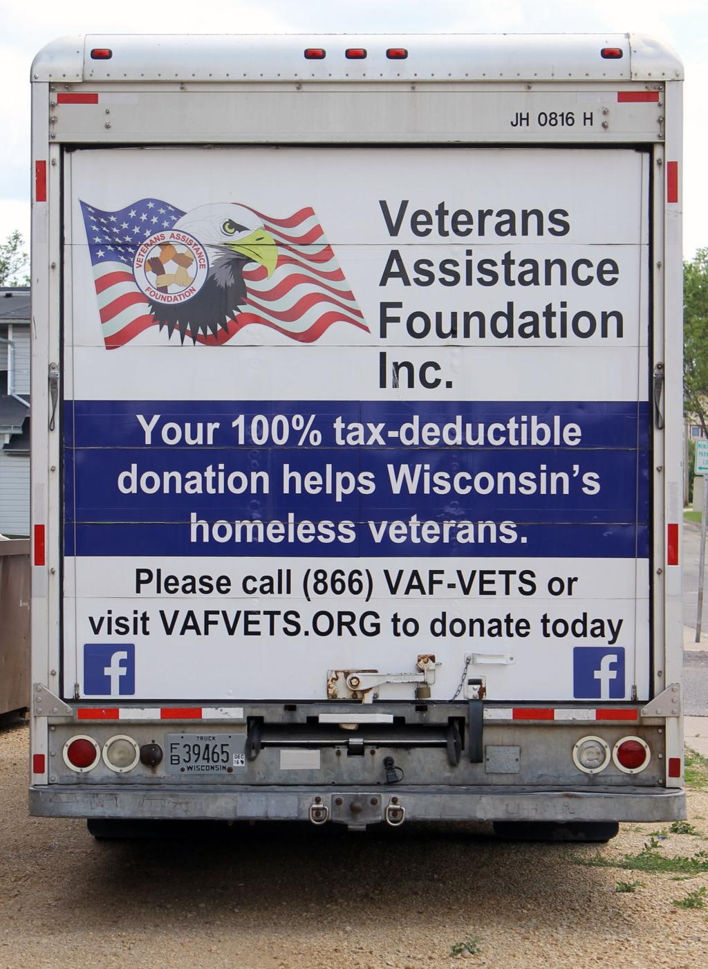 Wisconsin continues partnership with Veterans Assistance