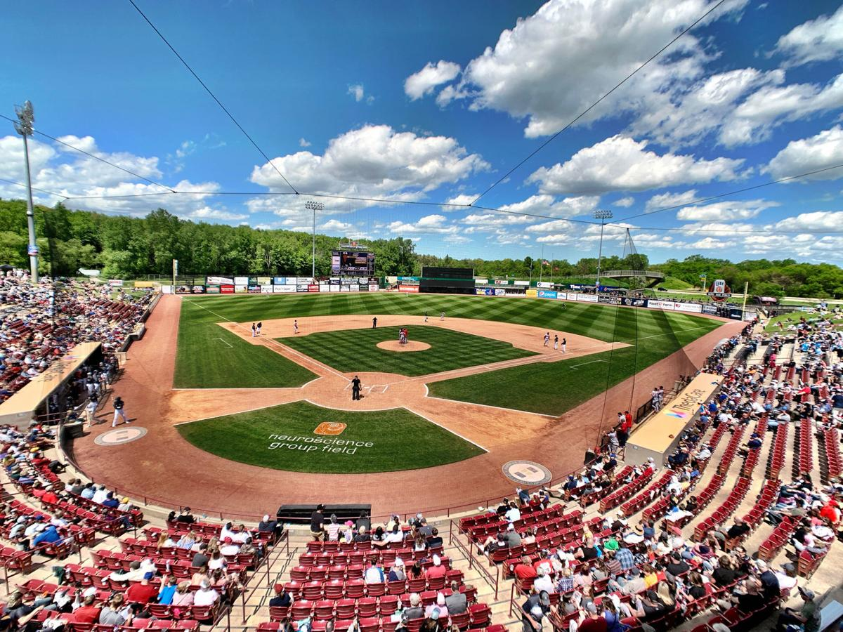 Timber Rattlers stadium photo