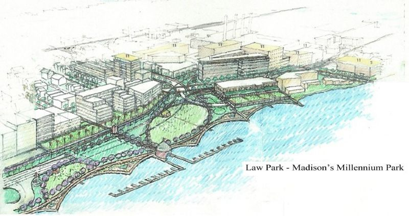 Madison's Millennium Park?