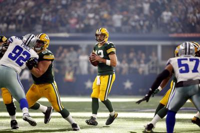 Aaron Rodgers Packers Cowboys