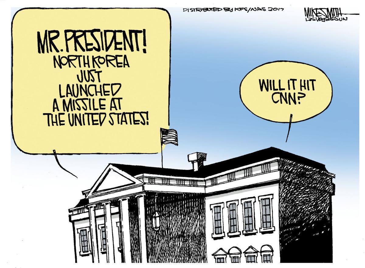 Editorial cartoon (12/3/2017)