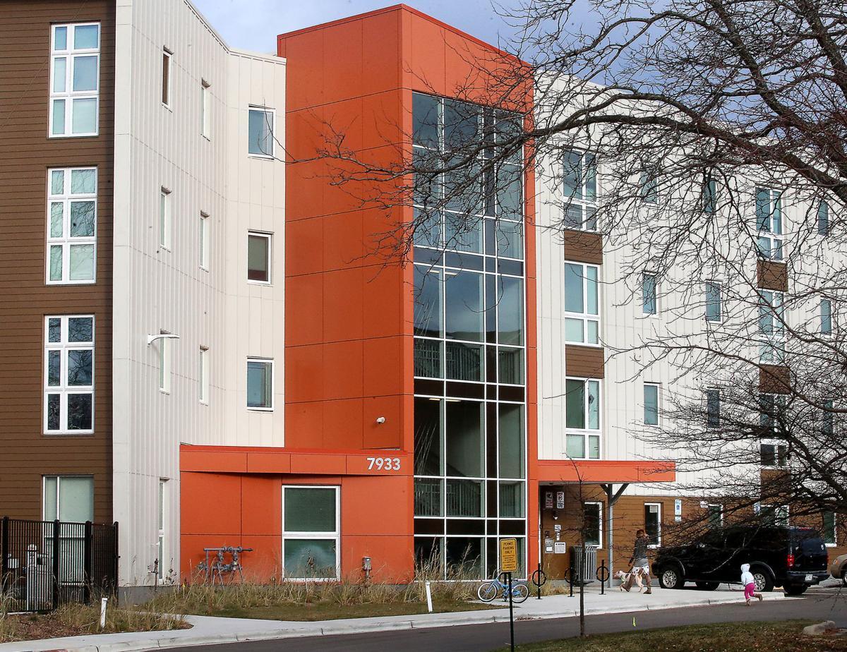 Tree Lane Apartments
