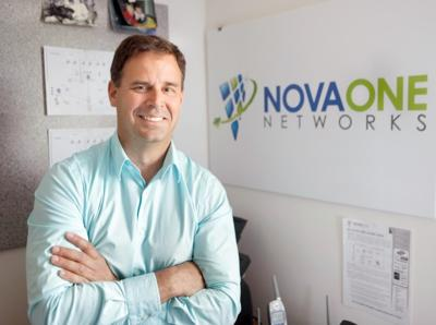 Jim Sauter, NovaONE Networks