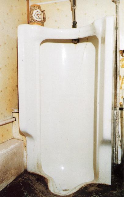 Glauner Stube urinal