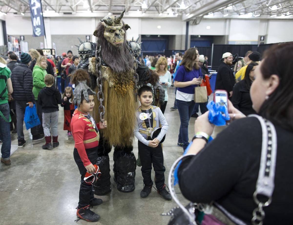 Wizard World Comic Con 2