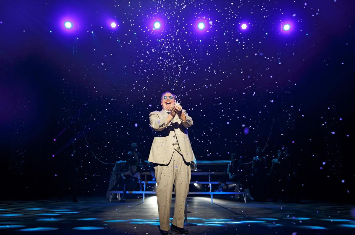 Illusionists Kevin James snow