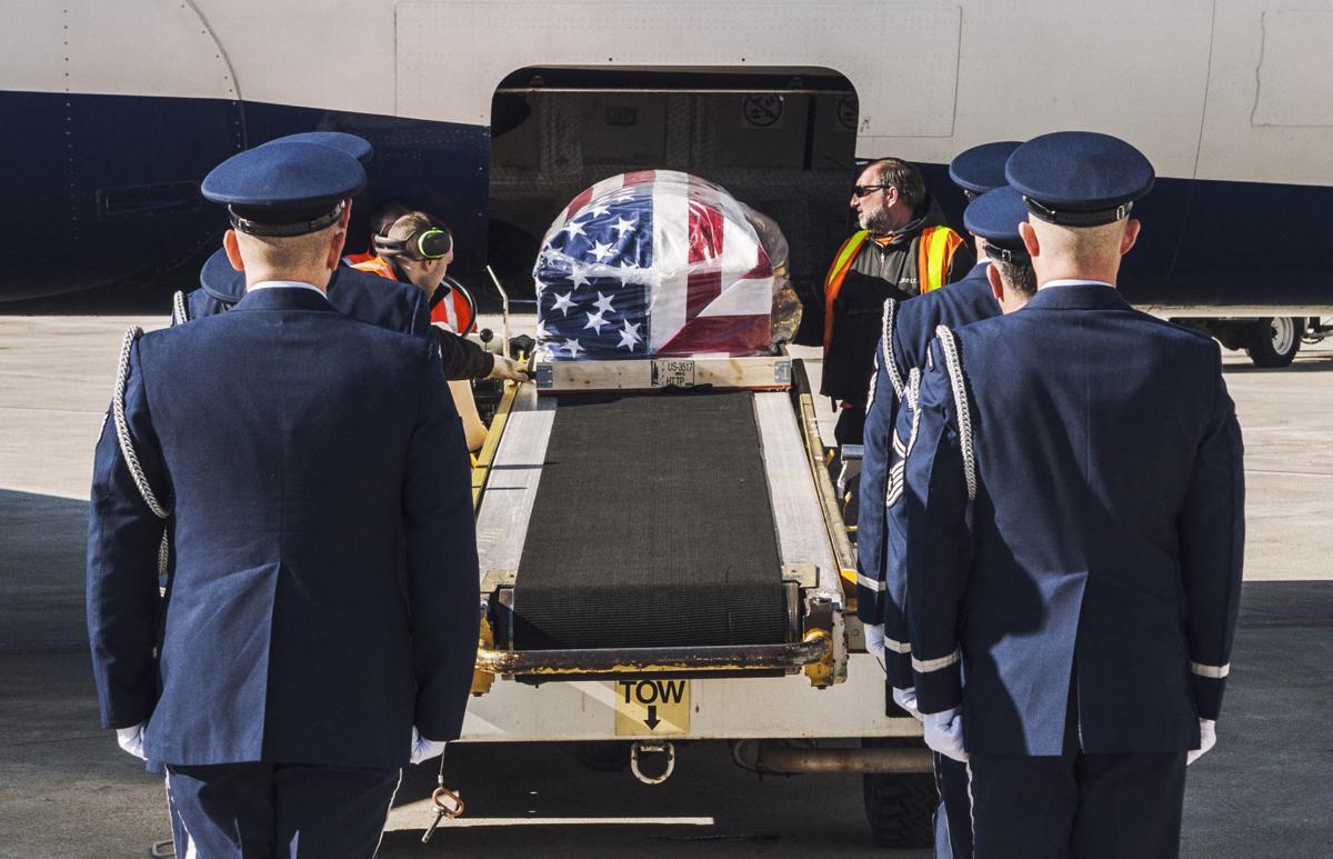 Ben Jackson funeral