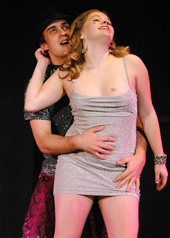 Theatre nude