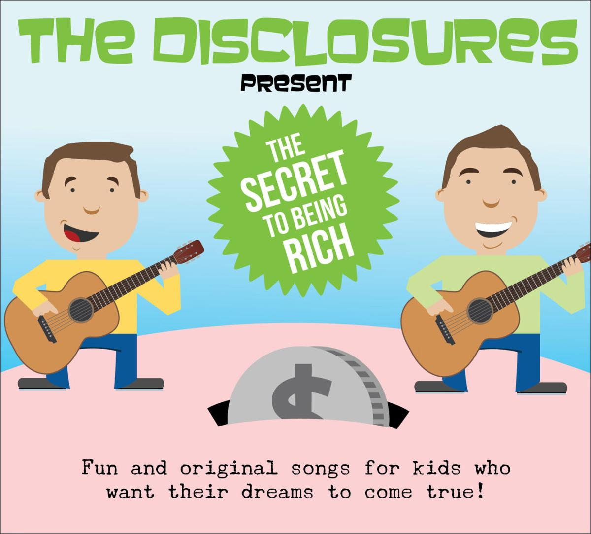 CD cover for The Disclosures