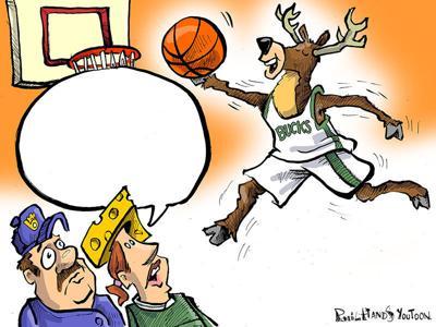 Bucks You Toon