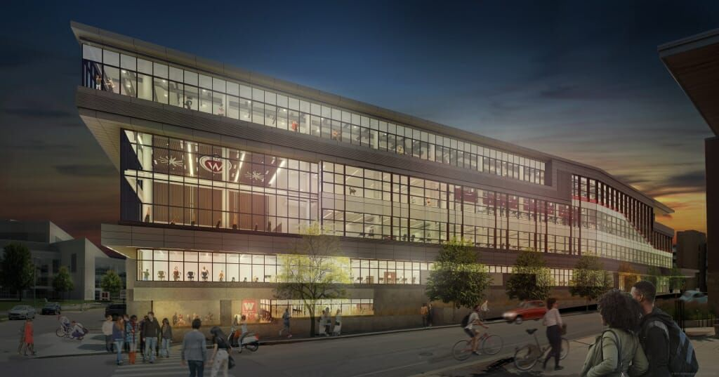Nicholas Recreation Center rendering