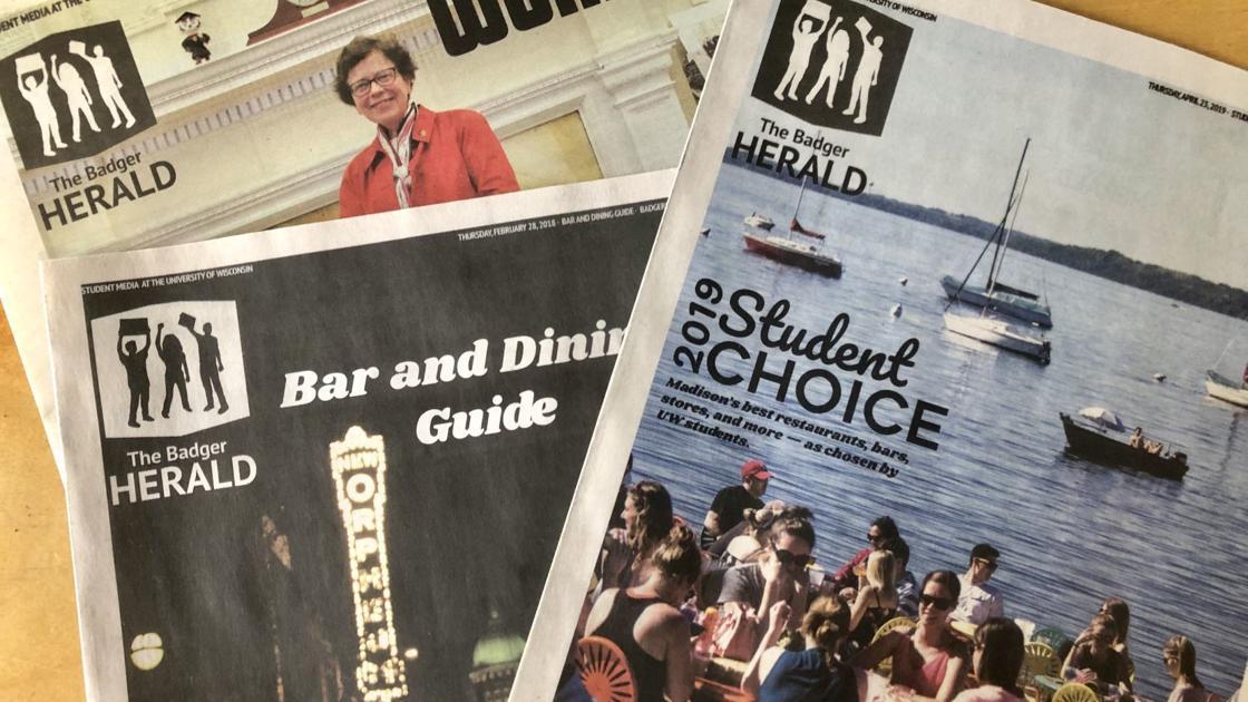 Challengers, not enemies': UW-Madison student media celebrates 50
