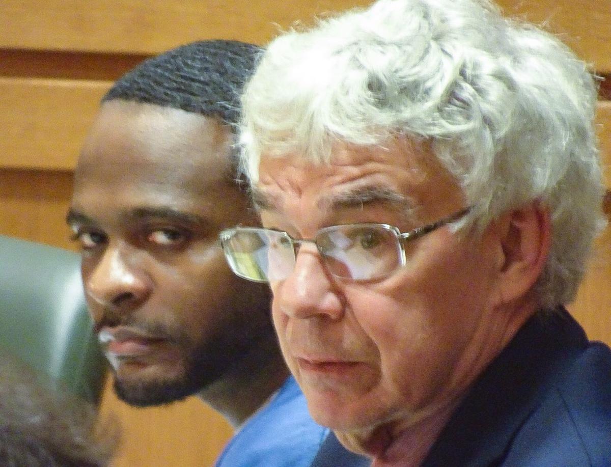 Dametrius Reeves sentencing